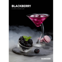 табак для кальяна darkside_blackberry (дарксайд ежевика)