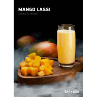 табак для кальяна darkside_mango lassi (дарксайд манго)