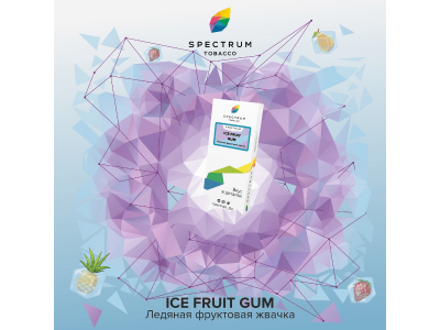 spectrum classic_ice fruit gum